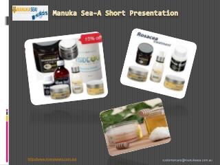 Buy Manuka Honey Products