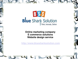 Enhance Your internet Marketing Strategy With Web Company