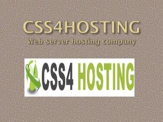 Dedicated Server Hosting Provider Company in UK
