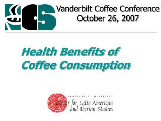 Health Benefits of Coffee Consumption