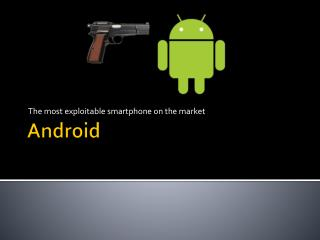 Overview of Android Security