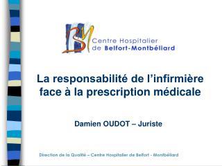 Damien OUDOT – Juriste