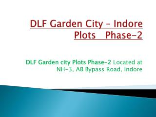buy, sell, residential dlf plot ((((9899606065)))) indore