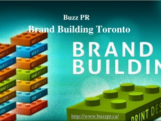 5 Tips for Brand Building Toronto