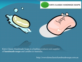 Not All Handmade Soaps are Good for Skin