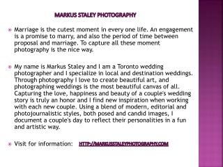 Markus Staley engagement photography