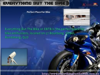 It is Beter to Know Few Imperative Motorcycle Accessories
