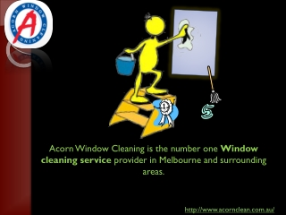Don't Forget to Incorporate Window Cleaning Service