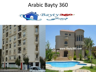Apartments for sale in Egypt