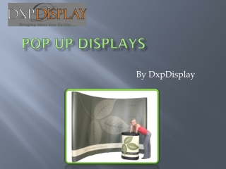 Pop up booth Make a huge impact on increased sales with Well