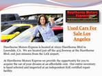 Car Dealers In Lawndale Ca