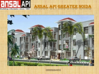 Ansal Aastha Pride, Ansal API Aastha Pride@9999684955