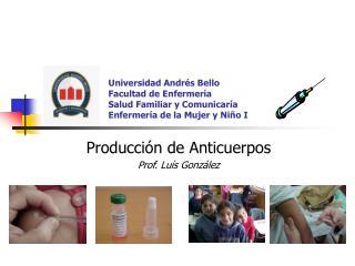 Universidad Andr s Bello  Facultad de Enfermer a Salud Familiar y Comunicar a Enfermer a de la Mujer y Ni o I