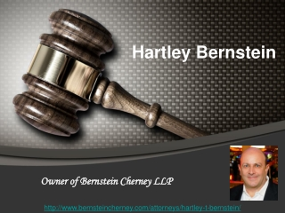 Hartley bernstein owner of bernstein cherney llp