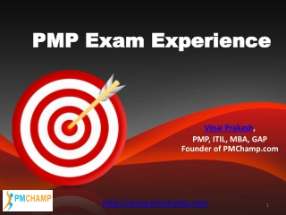 PMP Exam Experience