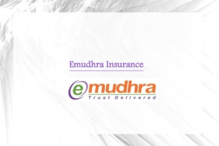 eMudhra Insurance