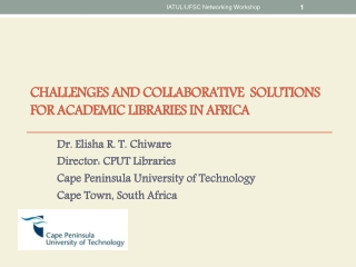The Funding Challenge for The African Universities