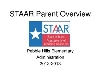 STAAR Parent Overview