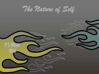 The Nature of Self