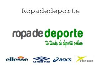 Tienda Deportes Online