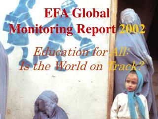 EFA Global  Monitoring Report 2002