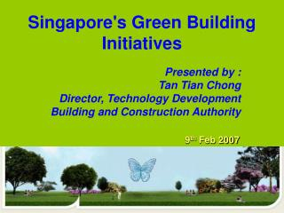Singapores Green Building Initiatives