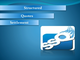 Cash For Structured Settlement