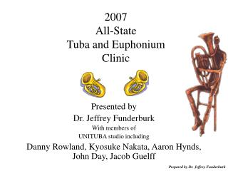 2007  All-State  Tuba and Euphonium Clinic