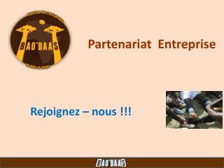 Partenariat  Entreprise