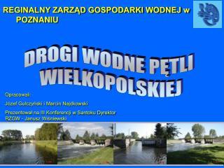 drogi wodne petli wielkopolskiej