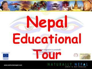 Nepal  Educational Tour