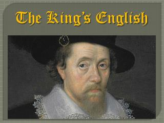 The King s English