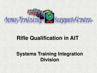 Rifle Qualification in AIT