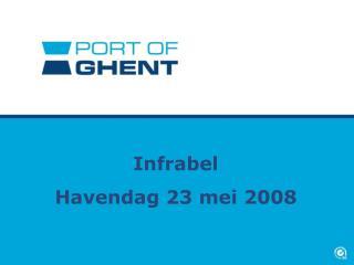 Infrabel Havendag 23 mei 2008