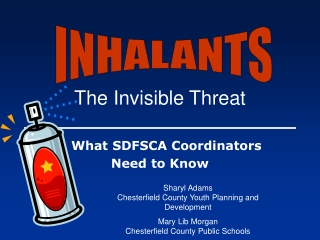 what is inhalant abuse