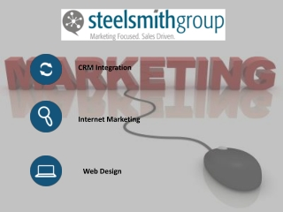 Steelsmith group Internet Marketing solutions