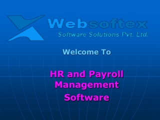 hr software, payroll Software