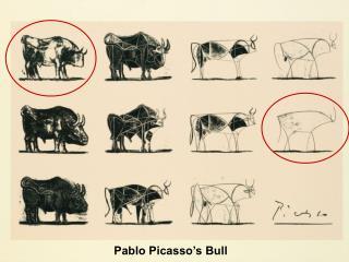 Pablo Picasso s Bull