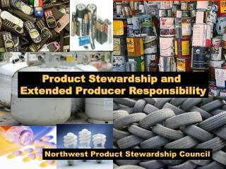 Northwest Product Stewardship Council