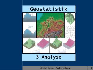 Geostatistik