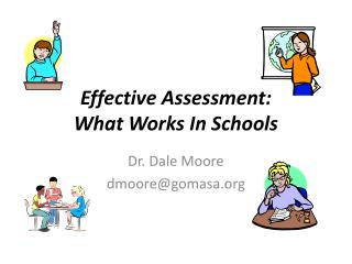 Effective Assessment: What Works In Schools