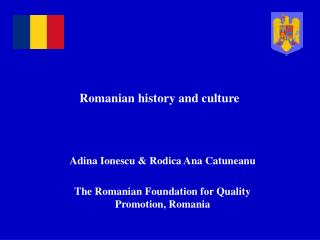 Romanian history and culture