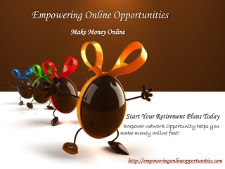 Empowering Your Online Business Opportunities
