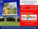 Effective Advertising Hoardings for Builders