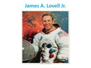 James A. Lovell Jr.