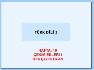 T RK DILI I