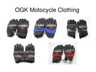OGK Motocycle Clothing