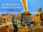 EL MANTO DE  EL AS Y ELISEO
