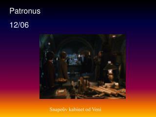 Snapeuv kabinet od Veni
