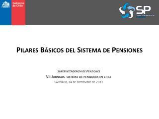 Pilares B sicos del Sistema de Pensiones